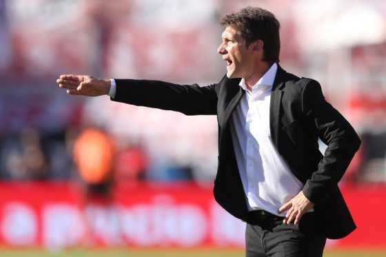 """""""Boca está por encima de cualquier contrato"""": Guillermo Barros Schelotto"""