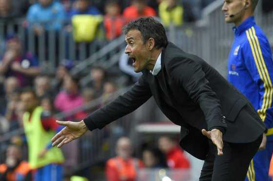 El criticado Luis Enrique lleva seis títulos en dos años con Barcelona