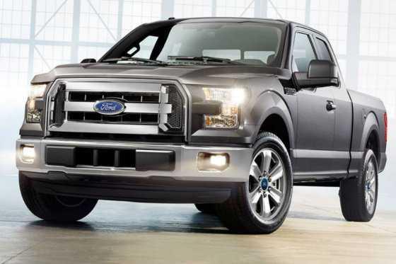A revisión camionetas Ford F-150 en Norteamérica por defecto en sistema de frenos