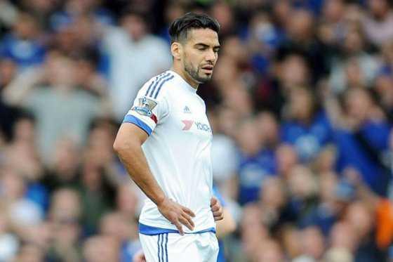 Chelsea no ejerce la opción de compra sobre Falcao