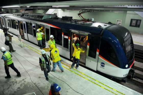 Metro de Santiago de Chile, el primero en moverse con energía solar y eólica