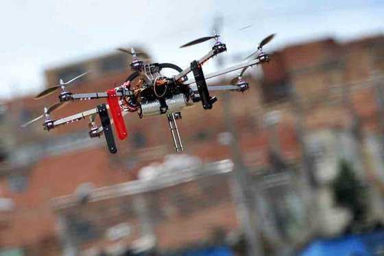 EE.UU. abre su cielo a los operadores comerciales de drones