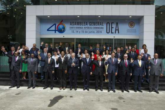OEA convoca reunión con mediadores del diálogo a pedido de Venezuela