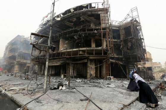Sube a 125 el número de muertos en atentado del Estado Islámico en Irak