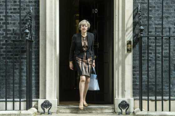 Theresa May lidera la carrera por suceder a David Cameron