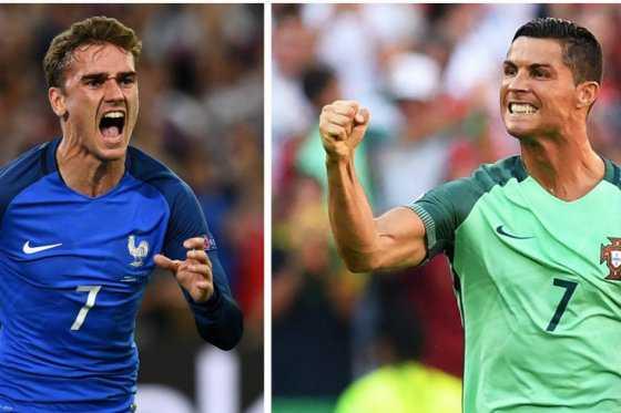 Francia vs. Portugal: en busca de la gloria y la consagración europea