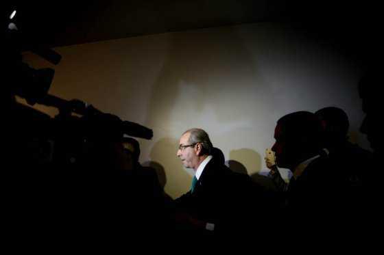 Renunció Eduardo Cunha, jefe de la Cámara brasileña y enemigo férreo de Rousseff