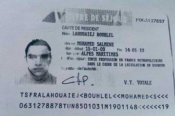 Autor del atentado de Niza envió mensajes de texto pidiendo «más armas»
