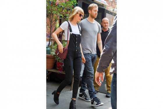 Calvin Harris estrena canción sobre supuesta infidelidad de Taylor Swift