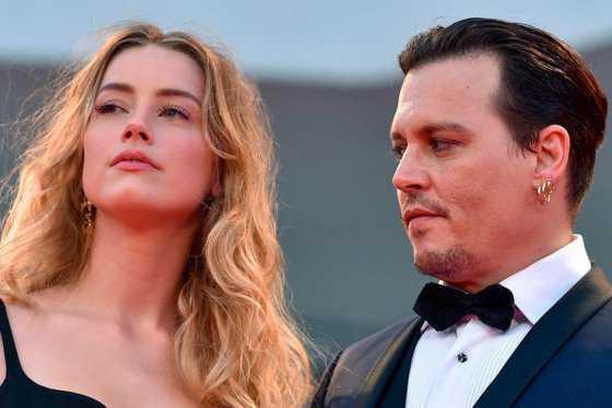 Johnny Depp pagará US$ 8 millones a Amber Heard tras acuerdo de divorcio