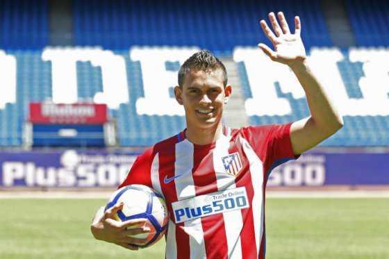 Atlético de Madrid cede a Rafael Santos Borré al Villarreal