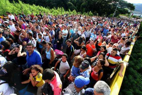Este es el documento que deben llenar quienes deseen transitar entre Colombia y Venezuela