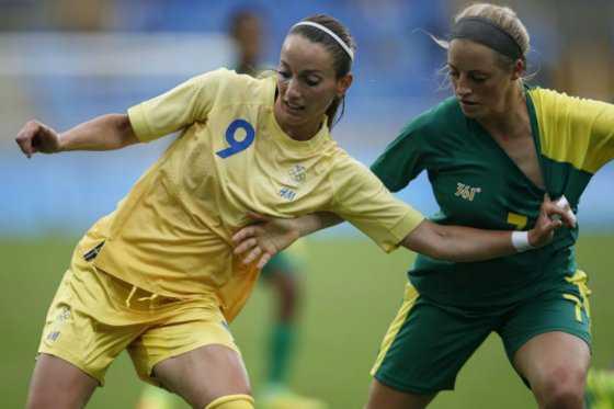 Con el fútbol femenino se abrieron los Juegos Olímpicos Río 2016