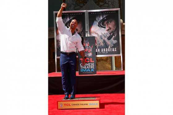 Dwayne Johnson es el actor mejor pagado