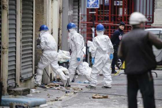 Detienen a tres personas que preparaban atentados en Francia