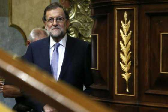 Congreso español rechaza reelección de Mariano Rajoy como jefe del Gobierno