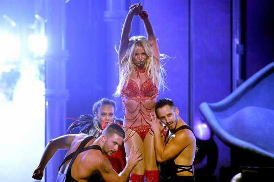 Britney Spears presentará nueva canción en los MTV