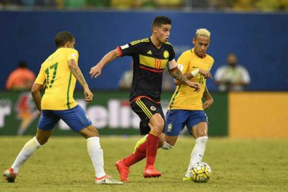 Colombia bajó al cuarto puesto en clasificación FIFA y lo comparte con Brasil