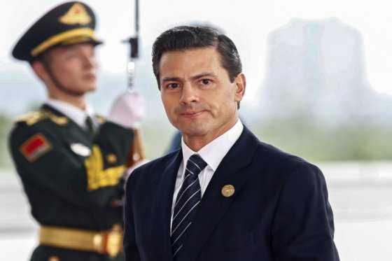 Cuando Trump jodió (un poco más) a Peña Nieto