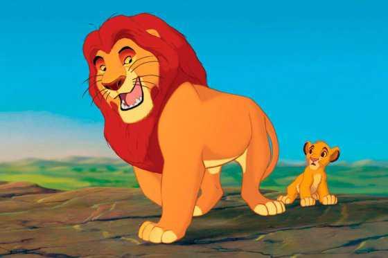 «El rey león» será una película de acción real