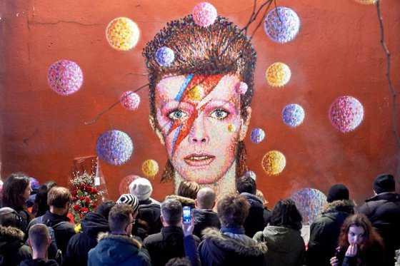 David Bowie, en liza para un premio Mercury póstumo