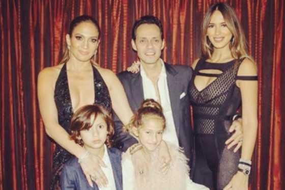 Jennifer Lopez y Marc Anthony trabajarán juntos en nuevo disco