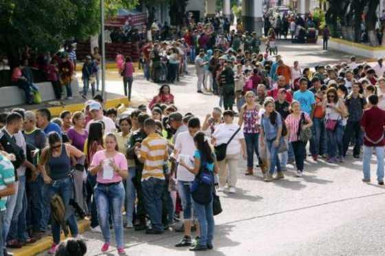 Brasil, preocupado por aumento de inmigración de venezolanos a su territorio