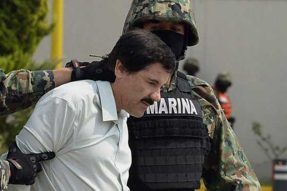 México extraditará a «El Chapo» Guzmán a EE.UU. en enero o febrero