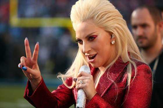 Lady Gaga cantará en el medio tiempo del Super Bowl 2017