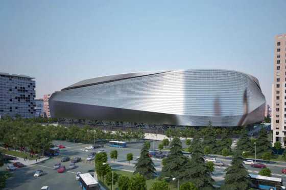 Real Madrid presentó el nuevo Santiago Bernabéu: «Será un icono arquitectónico»