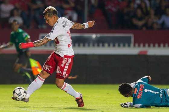 Dayro Moreno se llevó el título de máximo goleador en el fútbol mexicano
