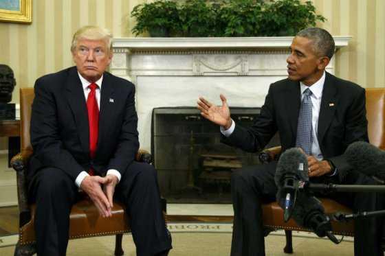 Obama advierte a Trump que la presidencia exige seriedad y concentración