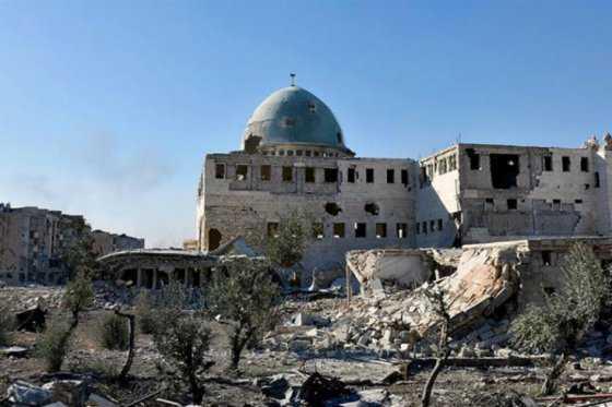 Al menos 10.503 muertos en Siria por los bombardeos de la aviación de Rusia