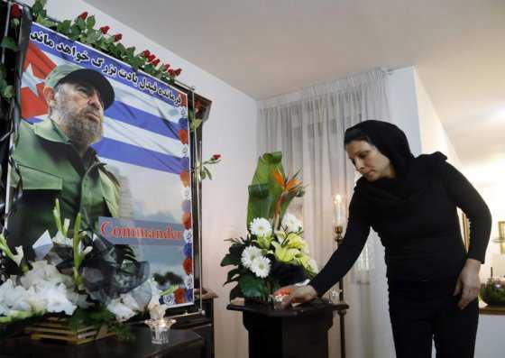 Comunidad internacional, dispuesta a pasar página tras muerte de Fidel Castro