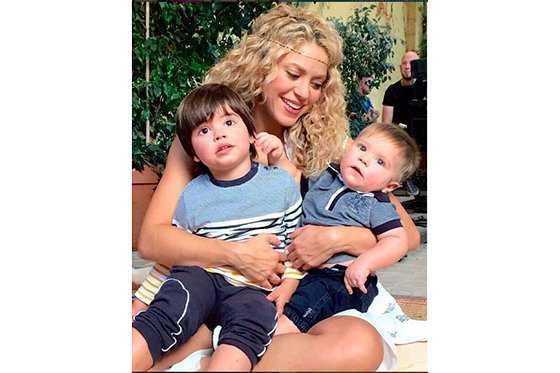 Shakira cancela más compromisos profesionales por supuestos problemas de salud de su hijo