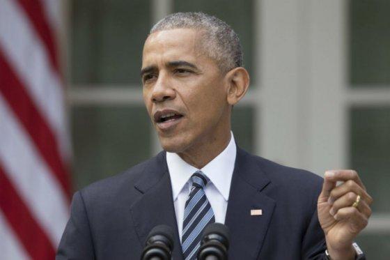 Obama recibe a Trump para dar inicio a la transición de gobierno