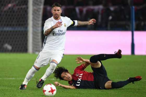 Polémica en el Mundial de Clubes: árbitro se arrepintió de expulsar a Sergio Ramos
