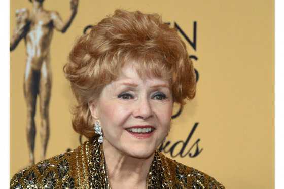 Muere la actriz Debbie Reynolds un día después que su hija Carrie Fisher