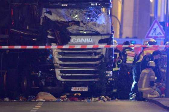 Sospechoso de atentado en Berlín era investigado por amenaza contra el Estado alemán