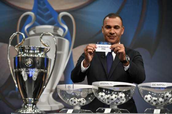 PSG-Barcelona y Bayern Múnich-Arsenal en los octavos de la Champions