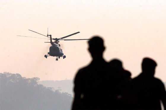 Estado Islámico asegura haber derribado helicóptero ruso en Siria