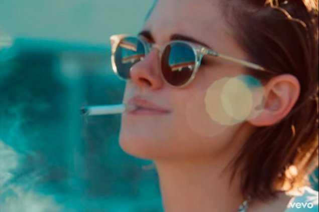 Kristen Stewart protagoniza nuevo video de Rolling Stones