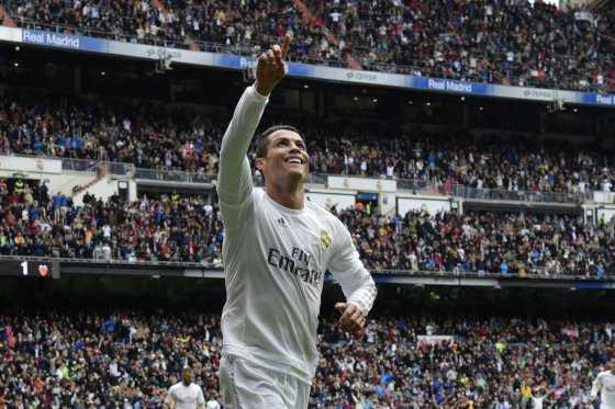 Su majestad Cristiano Ronaldo