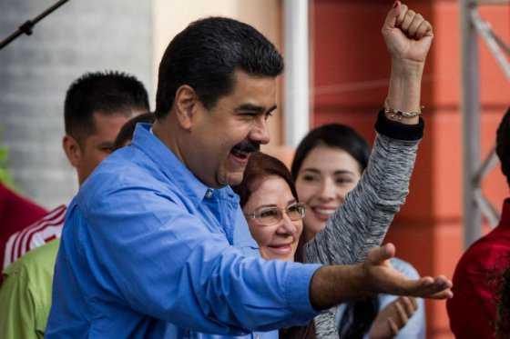 Maduro: «Si nos sacan de Mercosur por la puerta nos meteremos por la ventana»