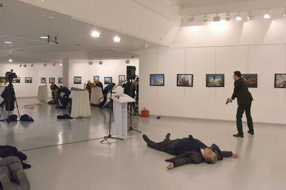 Asesino del embajador ruso en Turquía es un policía turco: alcalde de Ankara