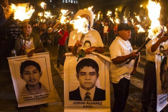 Informe oficial revela irregularidades en investigación del caso Ayotzinapa