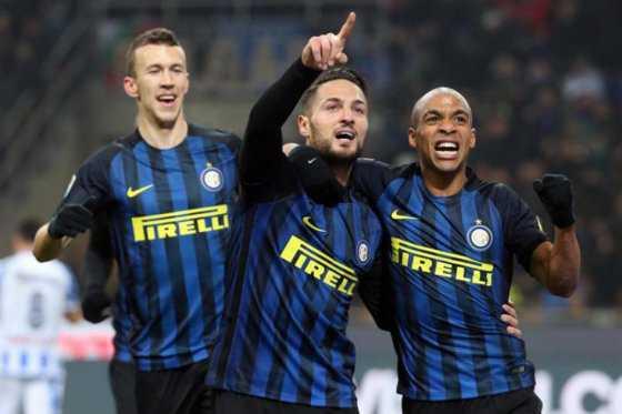 Jeison Murillo no jugó en victoria del Inter, que acumula 7 triunfos consecutivos