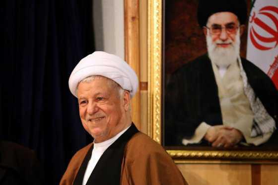 Falleció el expresidente iraní Akbar Hashemi Rafsanjani