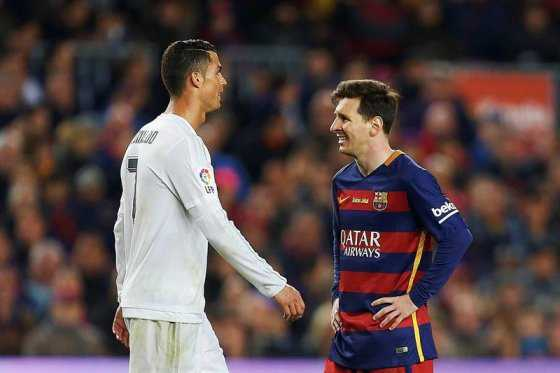 'Guerra entre Messi y yo no existe': Cristiano Ronaldo
