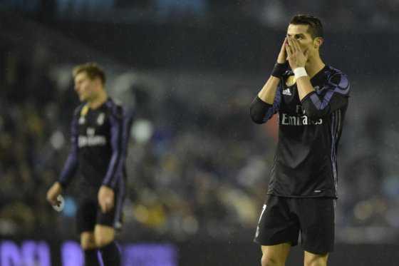 Real Madrid, de invencible a eliminado en Copa del Rey